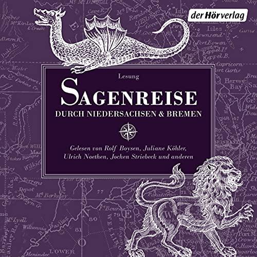 Sagenreise durch Niedersachsen & Bremen Titelbild