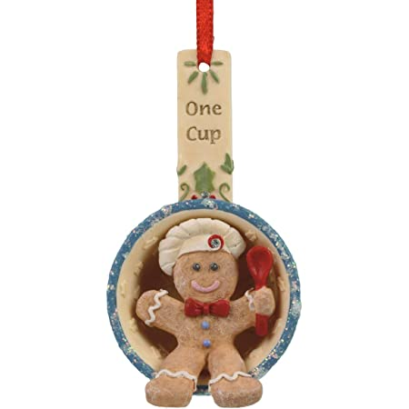 Porcelain,3 Inches,Christmas Tree Decorations hiusan Indoor Christmas Decorations Bright Eye Heart I Love Pork Chops Ceramic Christmas Ornaments
