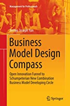 Business Model Design Compass: Open Innovation Funnel to Schumpeterian New Combination Business Model Developing Circle (Management for Professionals)