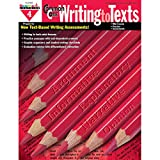 Newmark Learning Grade 4 Common Core Writing to Text Book (CC Writing)