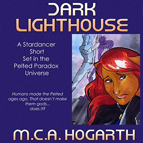 Dark Lighthouse audiobook cover art