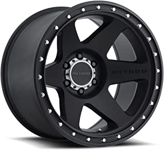 Method Race Wheels Rims Con6 310 17x8.5 6x120 Matte Black 0mm