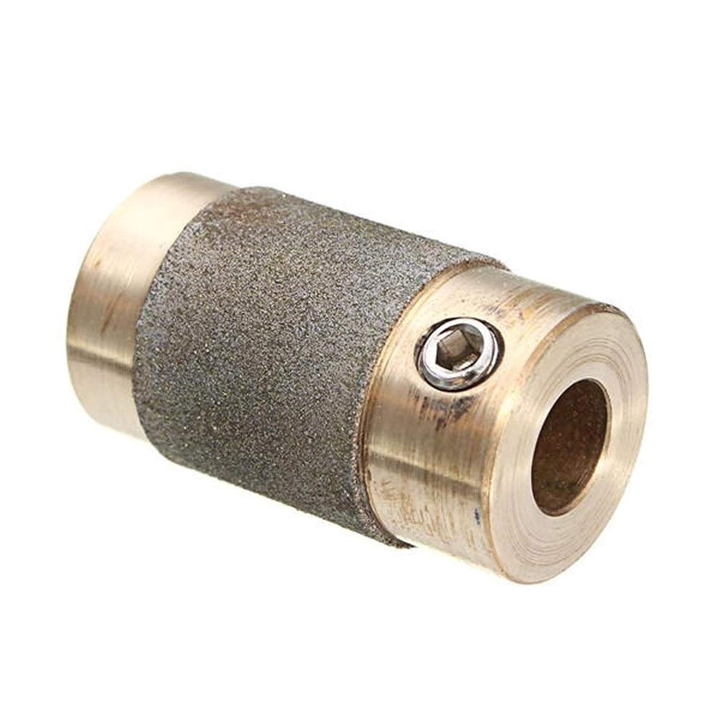 誘導鼻すぐに研削工具, 3/4インチグラインダーヘッドダイヤモンド銅グラインダー研削ビットMCB34ステンドグラス