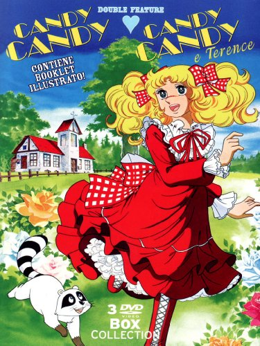 Candy Candy + Candy Candy e Terence(box collection) [Internacional] [DVD]