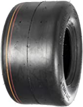 MaxAuto Turf Tire 13x6.50-6 13/6.5-6 for Lawn and Garden Tractor,4Ply Tubeless