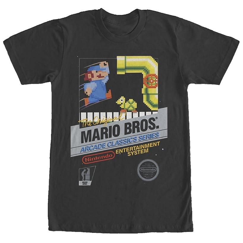 Nintendo Men's Mario Bros Arcade Classics T-Shirt