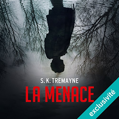 La menace audiobook cover art