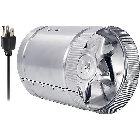 Vivosun 4 inch 100CFM Inline duct booster fan