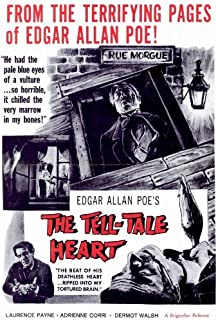 Best the tell tale heart movie poster Reviews
