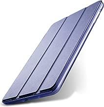 Kenke iPad Mini Case 7.9 inch Silicone Soft Cover Ultra Slim Lightweight Smart Case Folding Bracket with Auto Sleep/Wake for iPad Mini 1,Mini 2 Mini 3 (Navy)