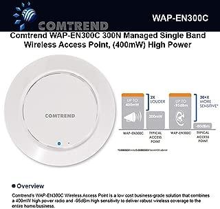 Comtrend WAP-EN300C 300N Single Band Wireless Access Point (400mW) High Power