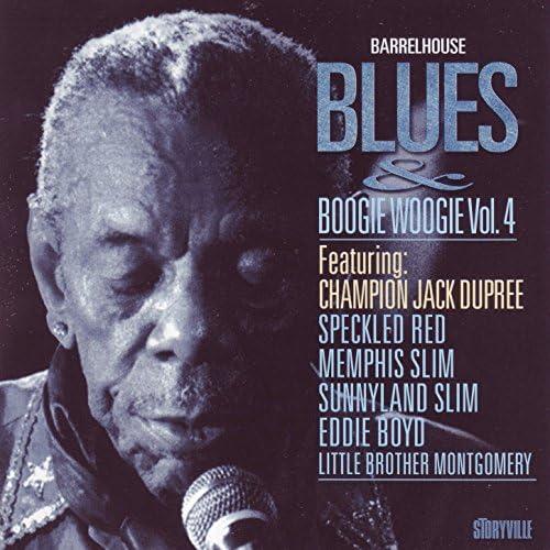 Jack Dupree, Speckled Red & Memphis Slim feat. Sunnyland Slim, Eddie Boyd & Little Brother Montgomery