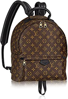 Authentic Louis Vuitton Monogram Canvas Palm Springs Backpack MM Handbag  Article  M41561 Made in France 2caa4b999b084