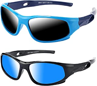 Pro Acme TR90 Unbreakable Polarized Sports Sunglasses for...
