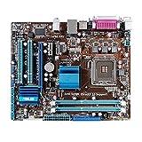 Tarjeta Madre Placa Base De La Computadora Fit For ASUS P5G41T-M LX Desktop G41 Socket Socket LGA 775 Q8200 Q8300 DDR3 8G U ATX UEFI BIOS Placa Base para Juegos