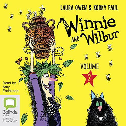 Winnie and Wilbur, Volume 2 Titelbild