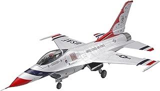 F-16C Block 32/52 Thunderbirds USAF Air Demonstration Squadron Aircraft 1/48 Tamiya
