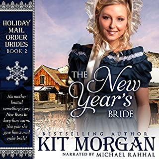 The New Year's Bride audiobook cover art