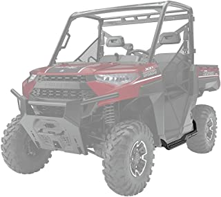 Polaris 2018-2020 Genuine Ranger XP 1000 / Ranger 1000 Rock Guards with Step - Black - 2882530