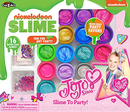 Cra-Z-Art Nickelodeon JoJo Slime to Party (FKA Birthday Bash)