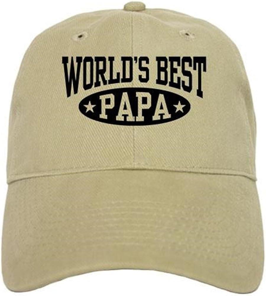 CafePress Worlds Best Saba Cap Baseball Cap