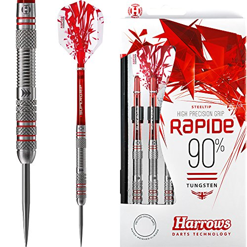 Darts Corner Harrows rapide Fléchettes – Pointe en...