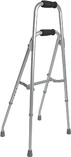 PCP Side Style Hemi One Arm Walker, Silver