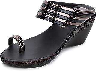TRASE 43-029 Women's Wedges - 3 Inch Heel