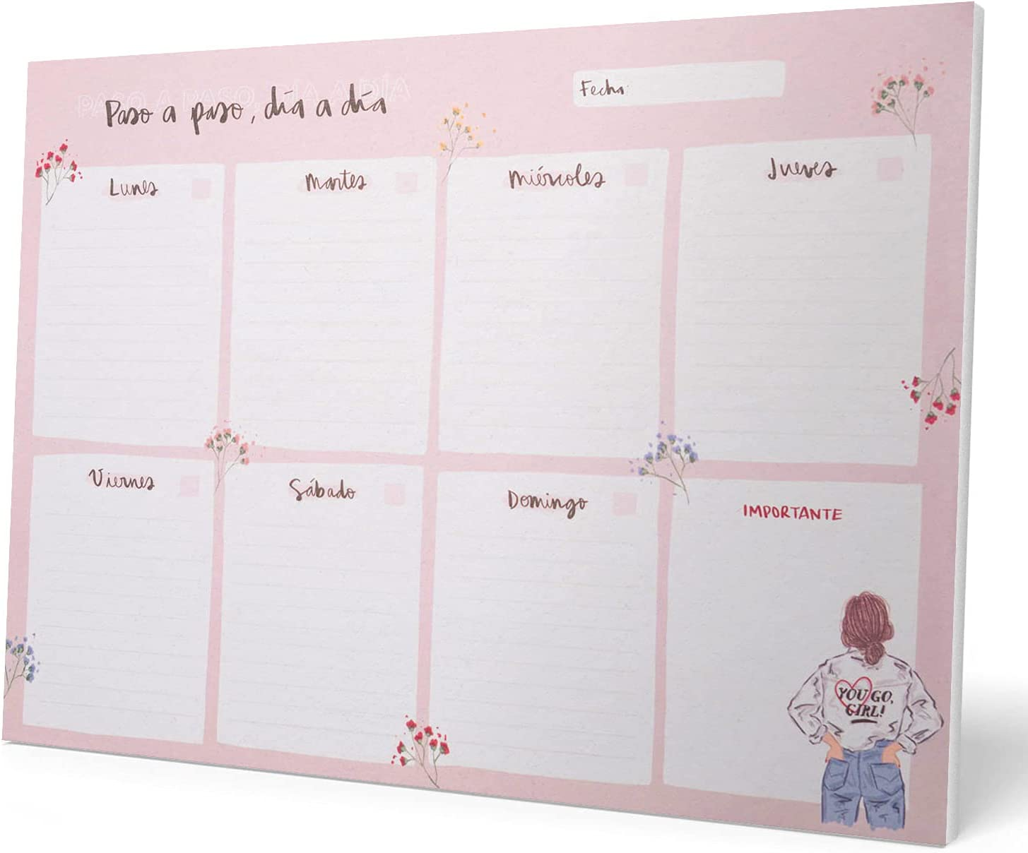 Family Calendar Official The Little Prince Weekly Planner A3 54 ...