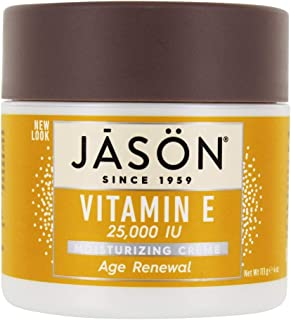 Vitamin E Age Renewal Moisturizing Crème 25000 Iu 4 Ounce (113 Grams) Cream