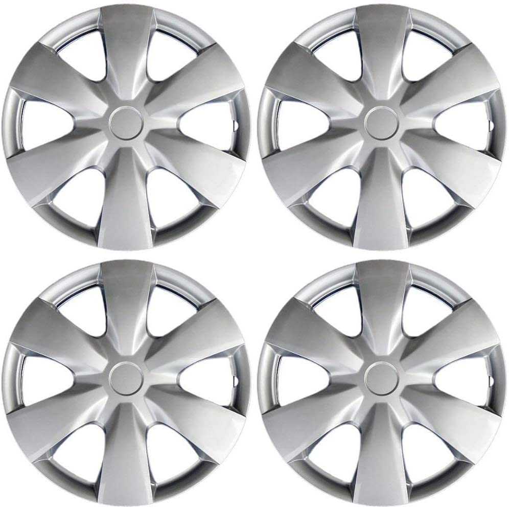 15 inch Hubcaps Best for Regular discount 2009-2012 of Set 4 Whee Yaris- Toyota Fees free