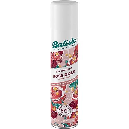 Batiste Dry Shampoo, Rose Gold, 4.23 OZ. -Packaging May Vary