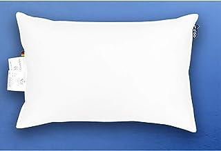 ZZD Oreillers en Duvet, 100% Duvet Blanc Véritable, Oreillers De Qualité Hôtelière Supérieure pour Dormir sur Le Côté Et L...