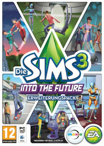 Die Sims 3: Into the Future (Add - On) [AT - PEGI] - [PC]