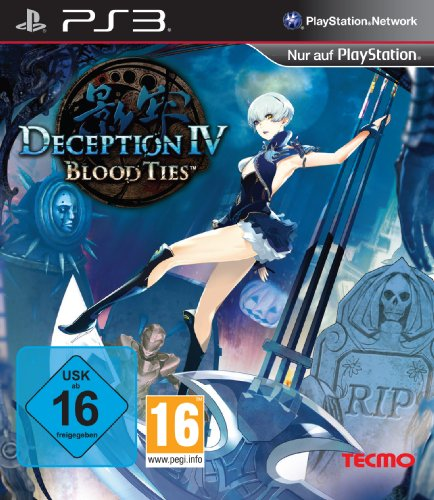 Deception IV: Blood Ties [Edizione: Germania]