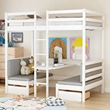 Amazon Com Loft Bed For Girls