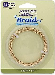 brass pattern wire