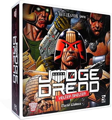 Judge Dredd: Helter Skelter (Wildlands)