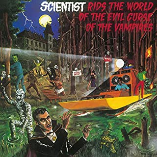 Rids The World Of The Evil Curse Of The Vampires (Vinyl) by SCIENTIST (B00OJP4PEY) | Amazon price tracker / tracking, Amazon price history charts, Amazon price watches, Amazon price drop alerts