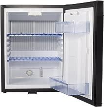 SMETA Electric 110V Mini fridge Freightliner Cascadia 12V Truck Refrigerator RV Can Cooler Camper ,36 qt (Renewed)