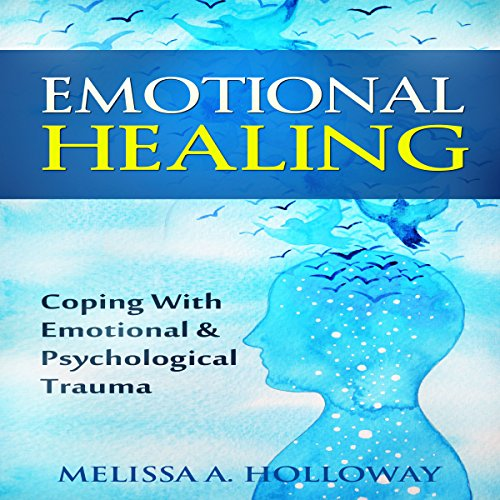 Emotional Healing audiobook cover art