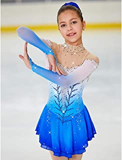 used figure skating competition dresses