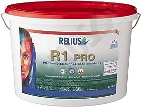 RELIUS R1 PRO PITTURA DA INTERNI SILOSSANICA PREMIUM