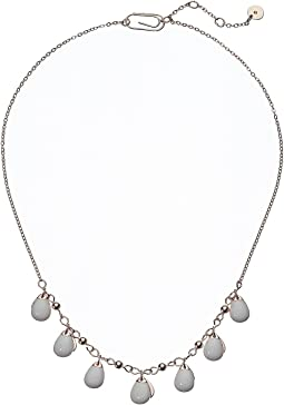Shaky Frontal Necklace 16""