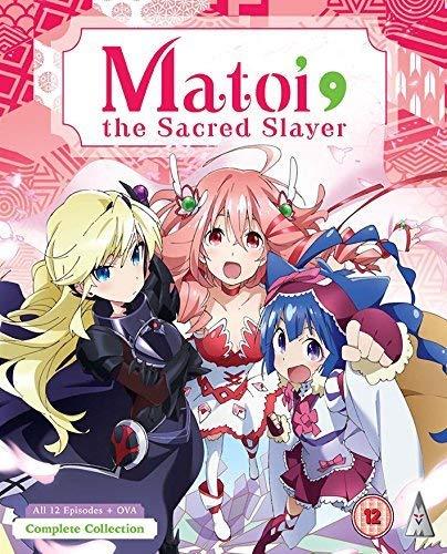 Matoi The Sacret Slayer Collection (3 Dvd) [Edizione: Regno Unito]