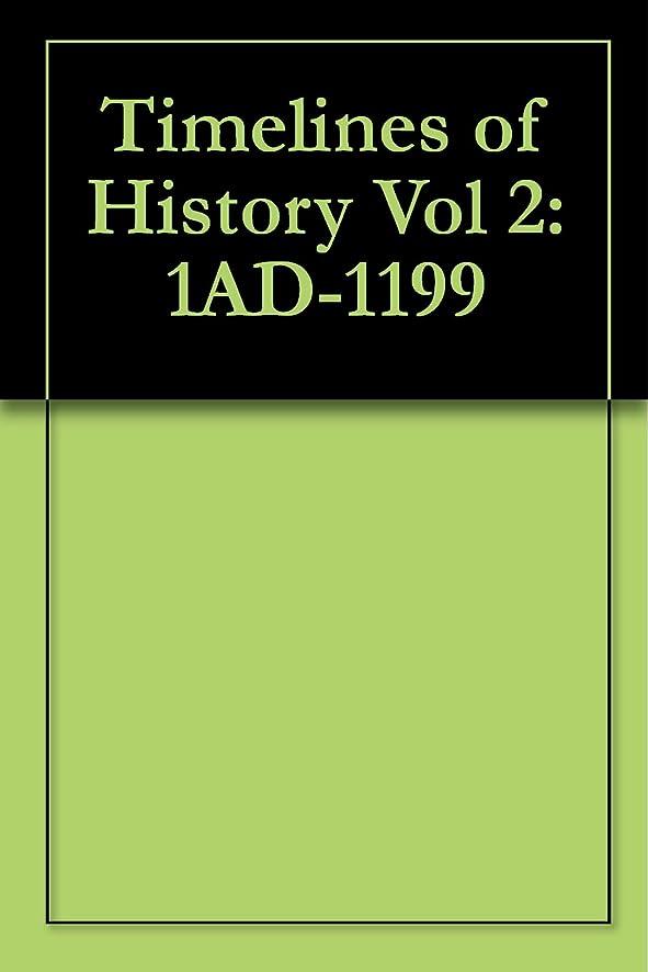 鯨投資するミネラルTimelines of History Vol 2: 1AD-1199 (English Edition)