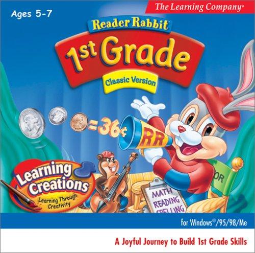 Price comparison product image Reader Rabbit 1st Grade Classic (Jewel Case)