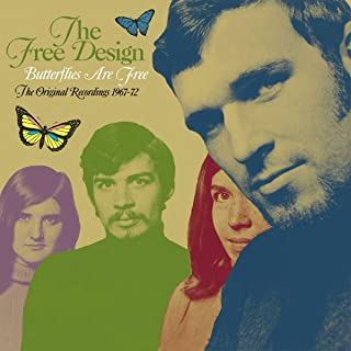 Butterflies Are Free. The Original Recordings 1967-72