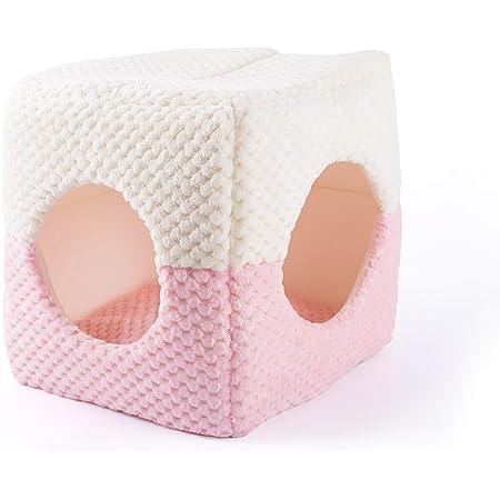Petper Cat Bed, Cat Self Warming Bed & Sofa, Pink