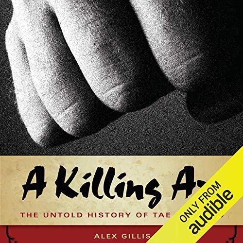 『A Killing Art』のカバーアート